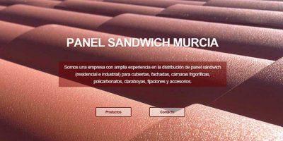 Panel Sandwich Murcia