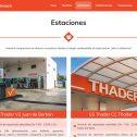 Estaciones de servicio de Estarción de Servicio Thader Murcia