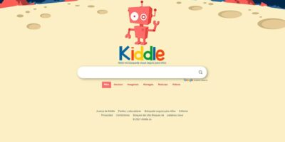 Kiddle buscador infantil