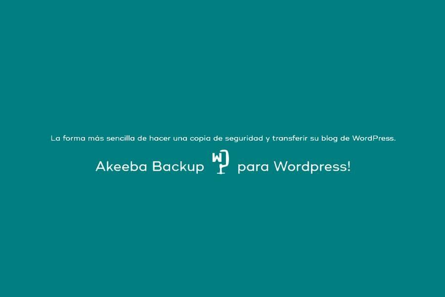 Restaurar copias de seguridad con Akeeba Backup
